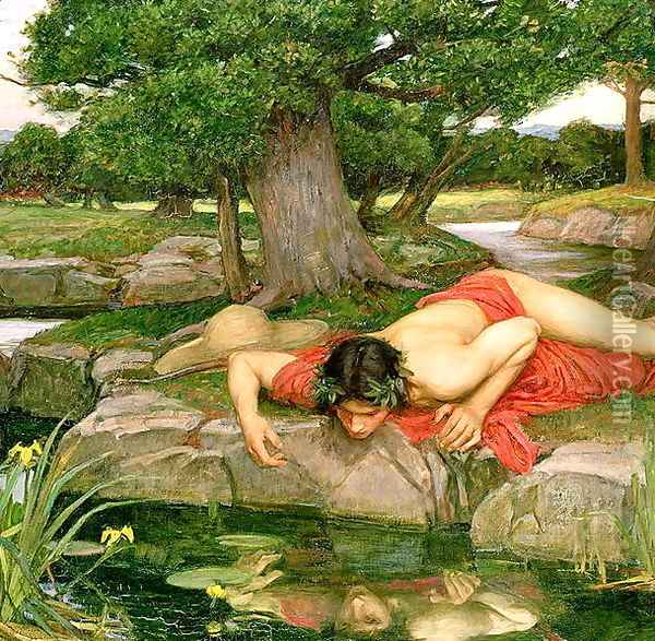 Narcissus In The White House